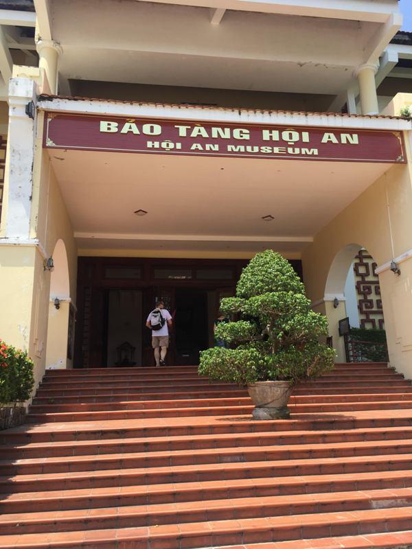 Sejarah Vietnam di Museum Bao Tang, Hoi An