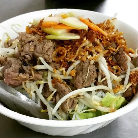 Bun Bo Nam Bo Bihun Vietnam