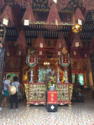 Bangunan Kuno Hoi An Vietnam