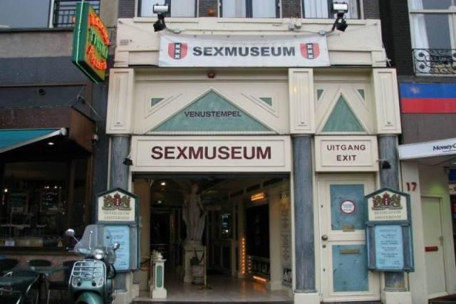 Sex Museum Amsterdam Belanda