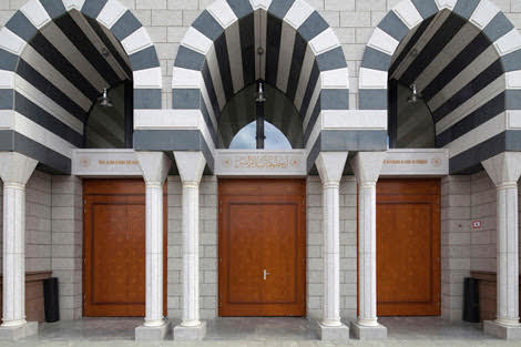 Masjid Essalam, Masjid Terbesar di Belanda