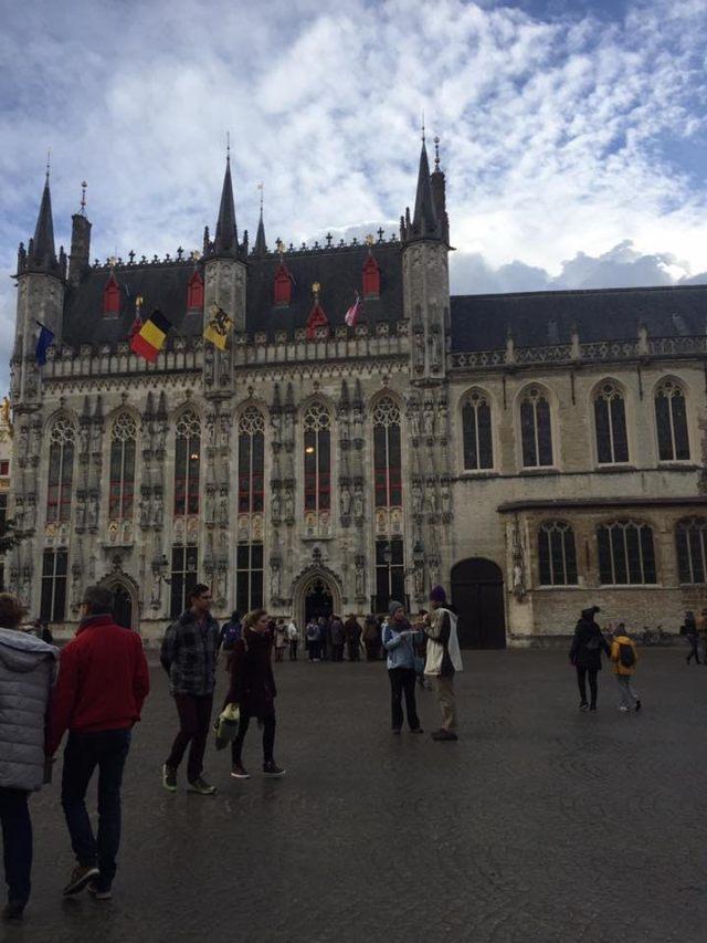 Bruges, Kota Negeri Dongeng di Belgia