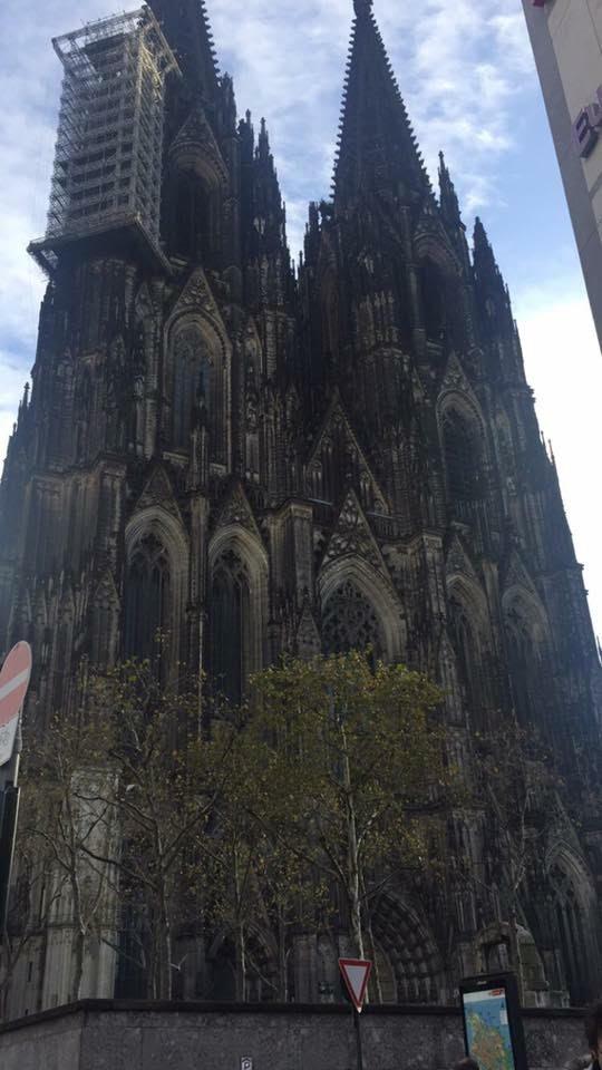 Katedral Cologne Jerman