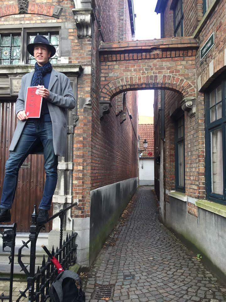 Free Walking Tour, Seru Dicoba saat Solo Traveling
