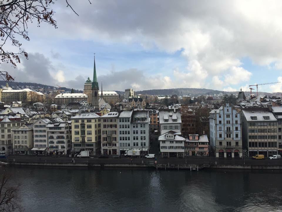 Traveling ke Zurich, Swiss. Kota termahal di Eropa