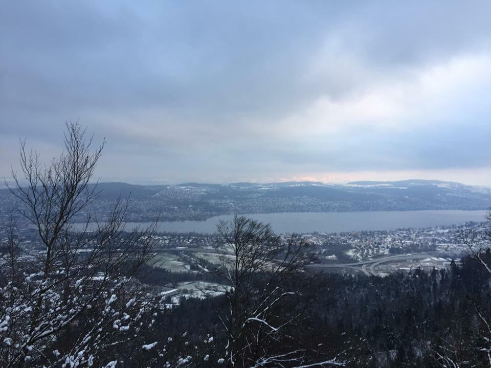 Danau Zurich Swiss