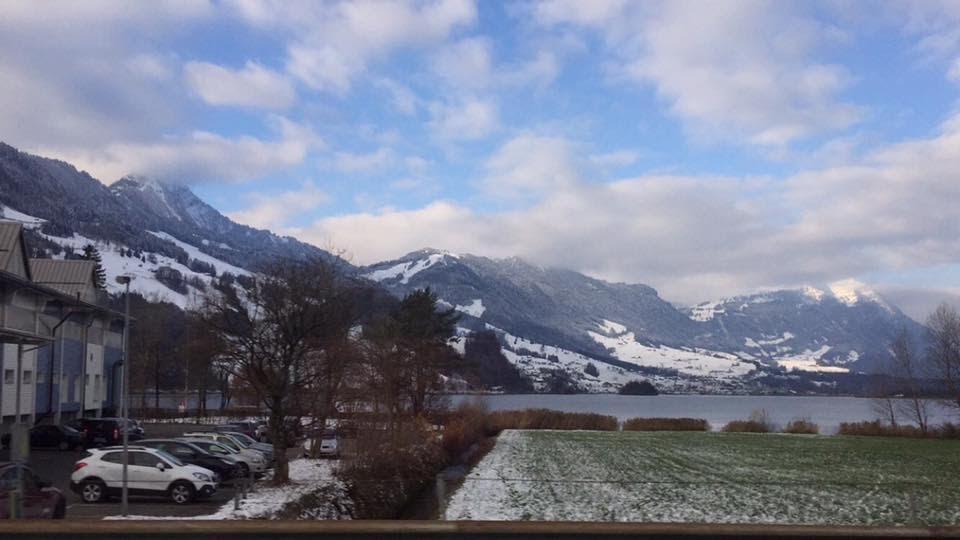 Alam Pedesaan Swiss