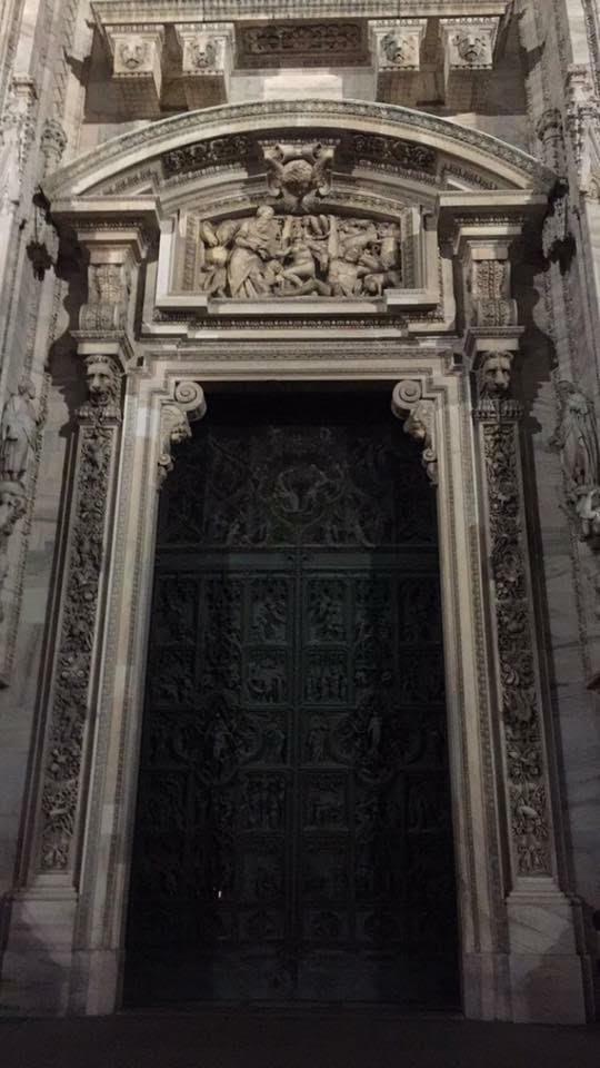 Megahnya Ikon Kota Milan, Duomo