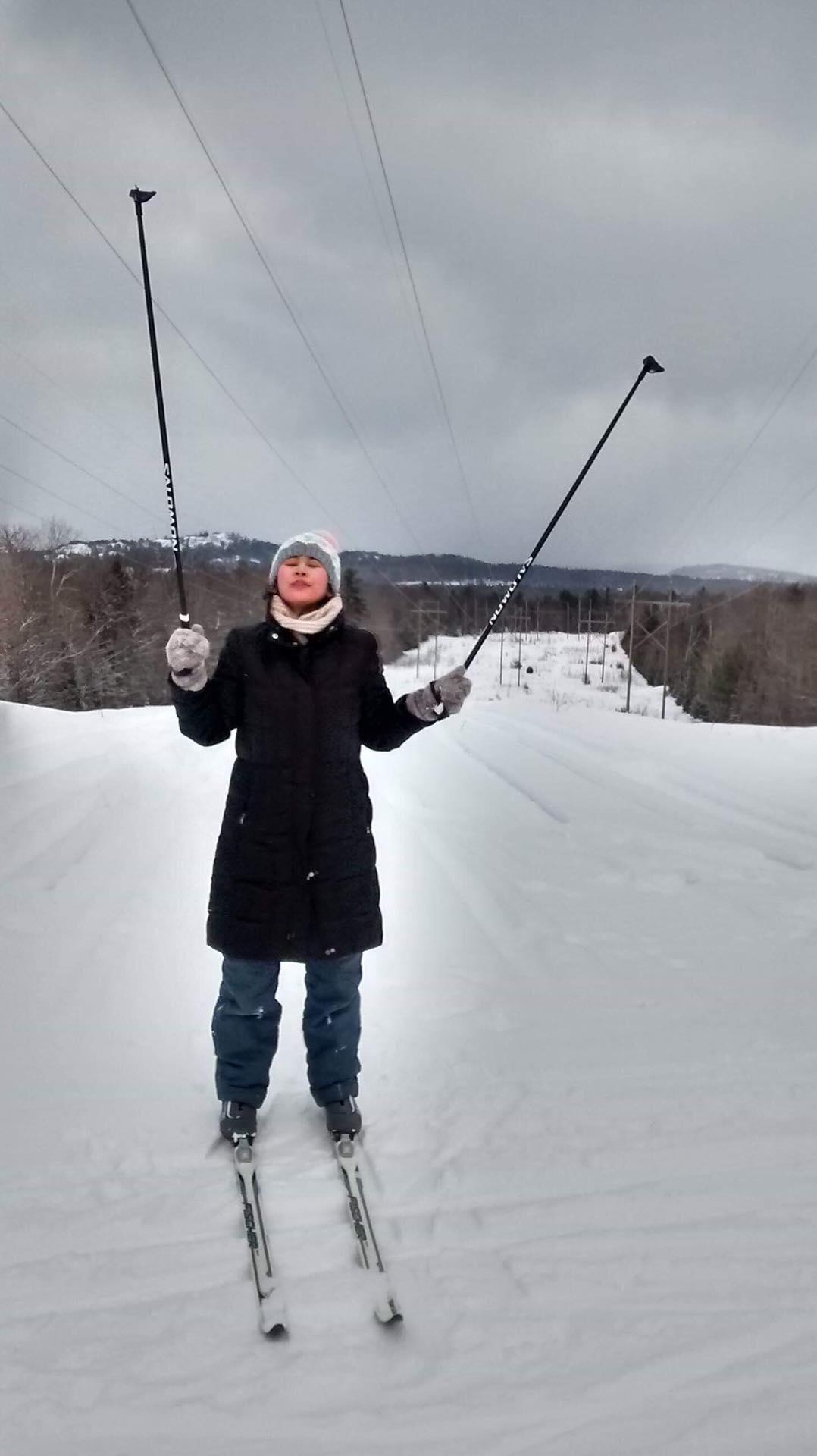 Pengalaman menghadapi musim dingin ekstrem di Amerika
