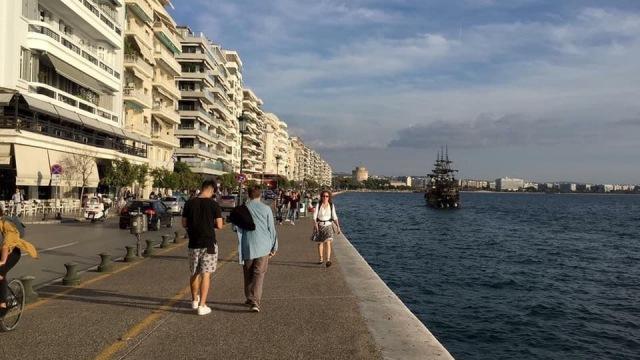 Inilah Kembarannya Hagia Sofia Turki di Thessaloniki, Yunani