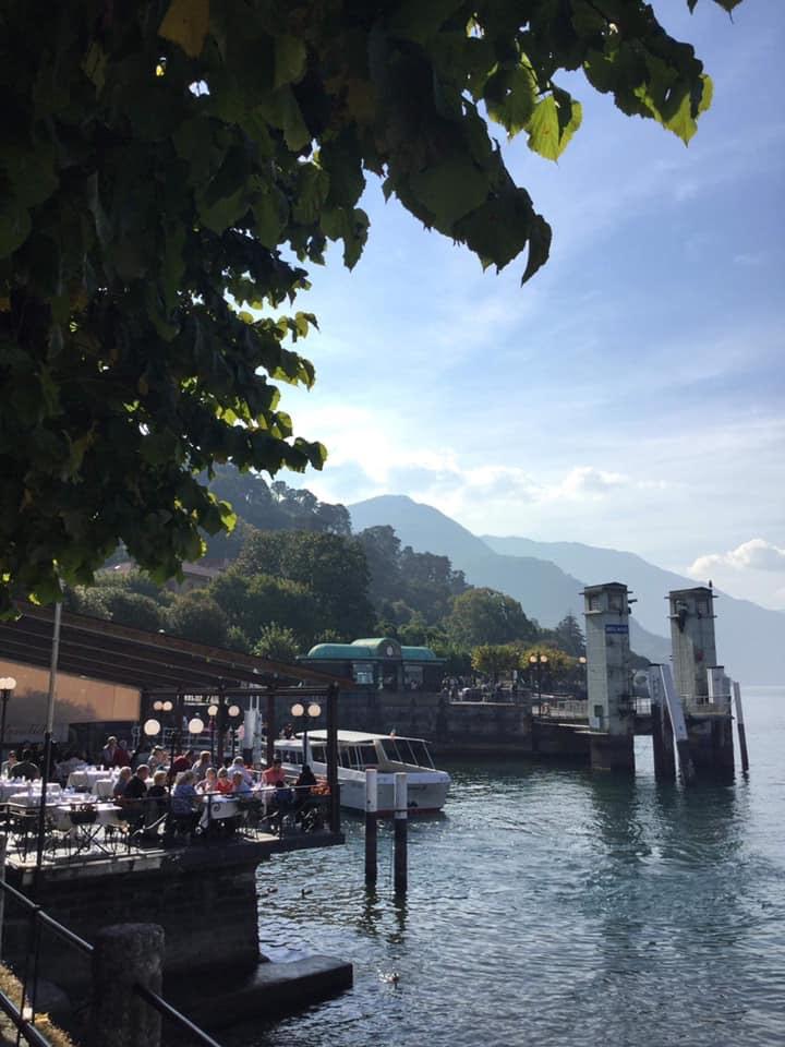 Bellagio The Pearl of Como, Pusatnya Vila dan Butik Barang Mewah