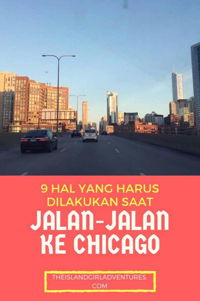 Jalan-Jalan ke Chicago