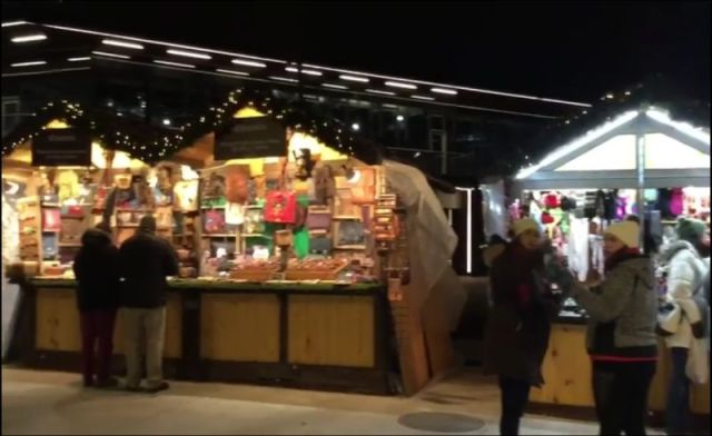 Serunya Berkunjung ke Christmas Market Jerman di Amerika