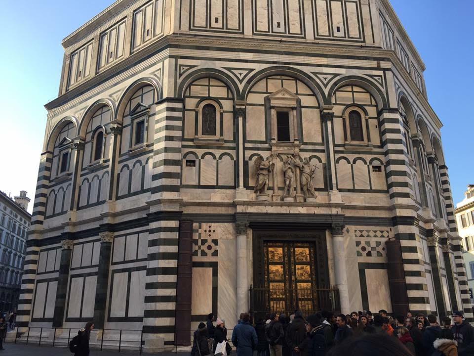 Jalan-jalan ke Florence