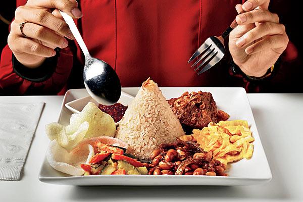 Nyari makanan Indonesia di Amerika Serikat ? Disini tempatnya