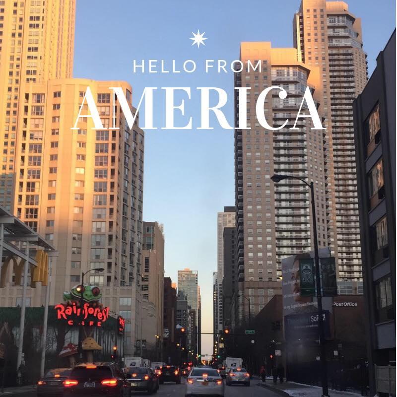 Hidup di Amerika Serikat
