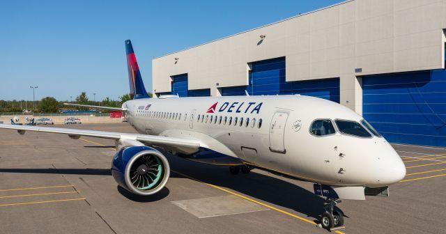 Pengalaman terbang dengan Delta Airlines
