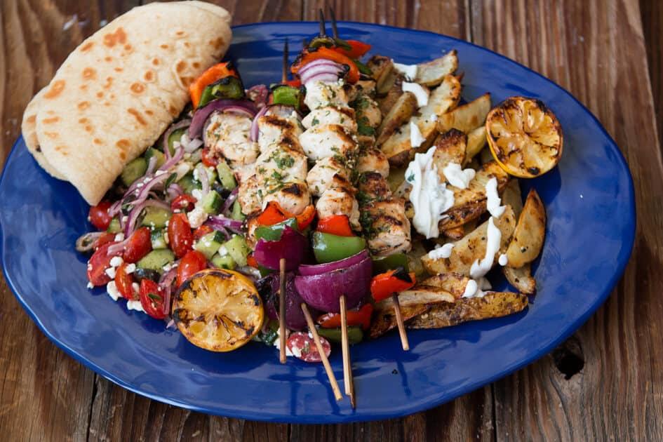 Kuliner Yunani