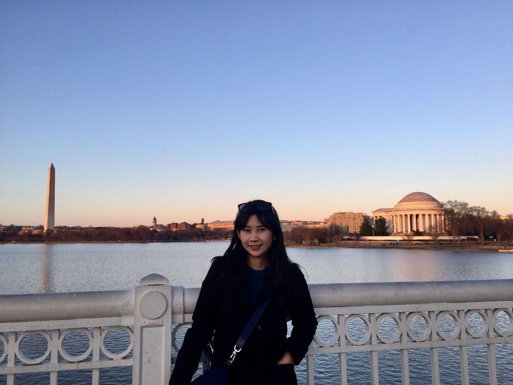 Liburan ke Washington DC