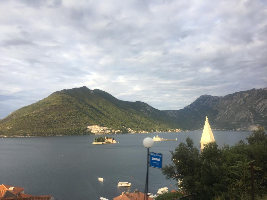 Teluk Kotor Montenegro