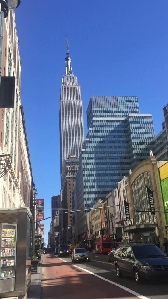Jalan - Jalan ke New York