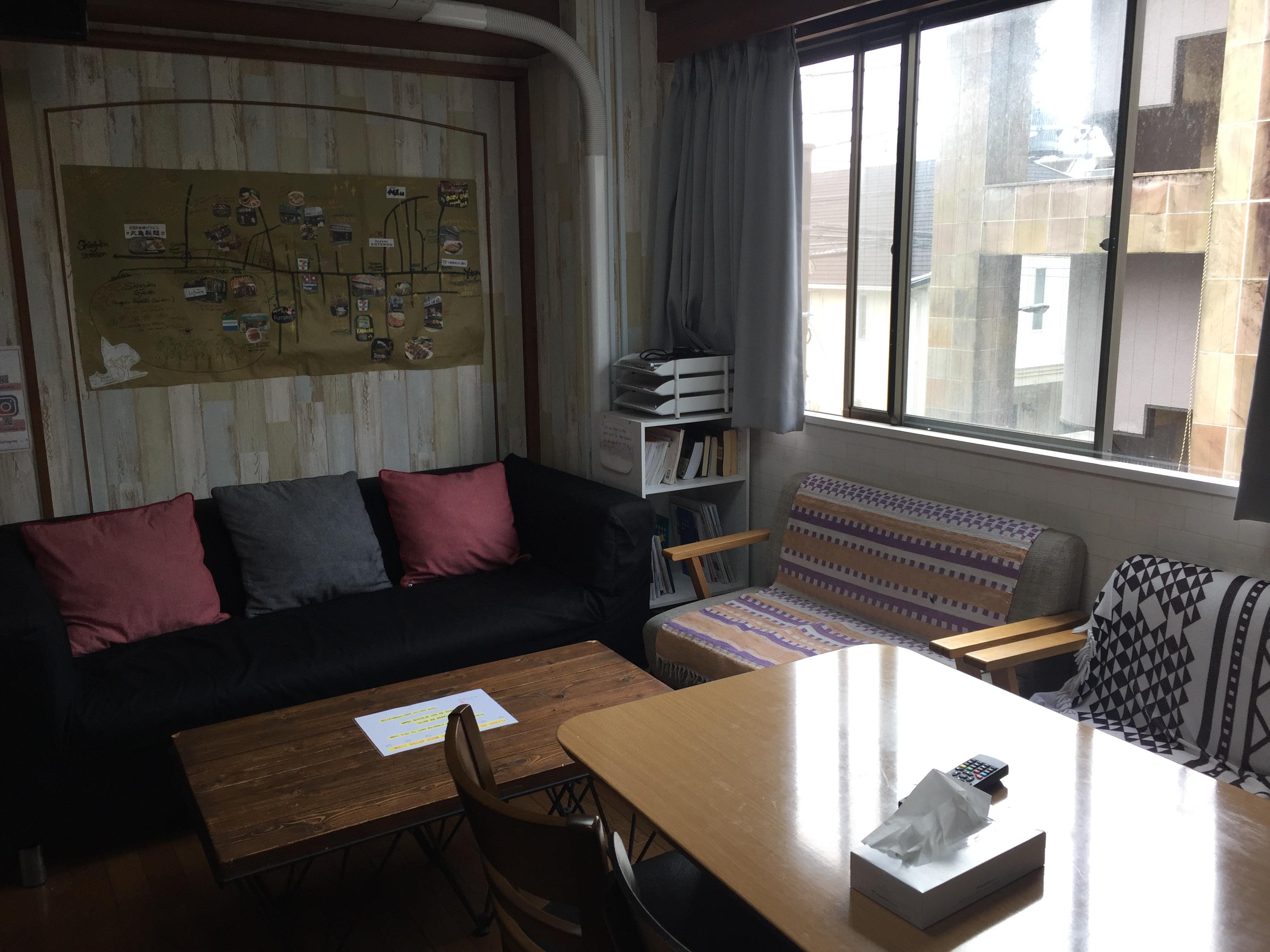 Rekomendasi hostel