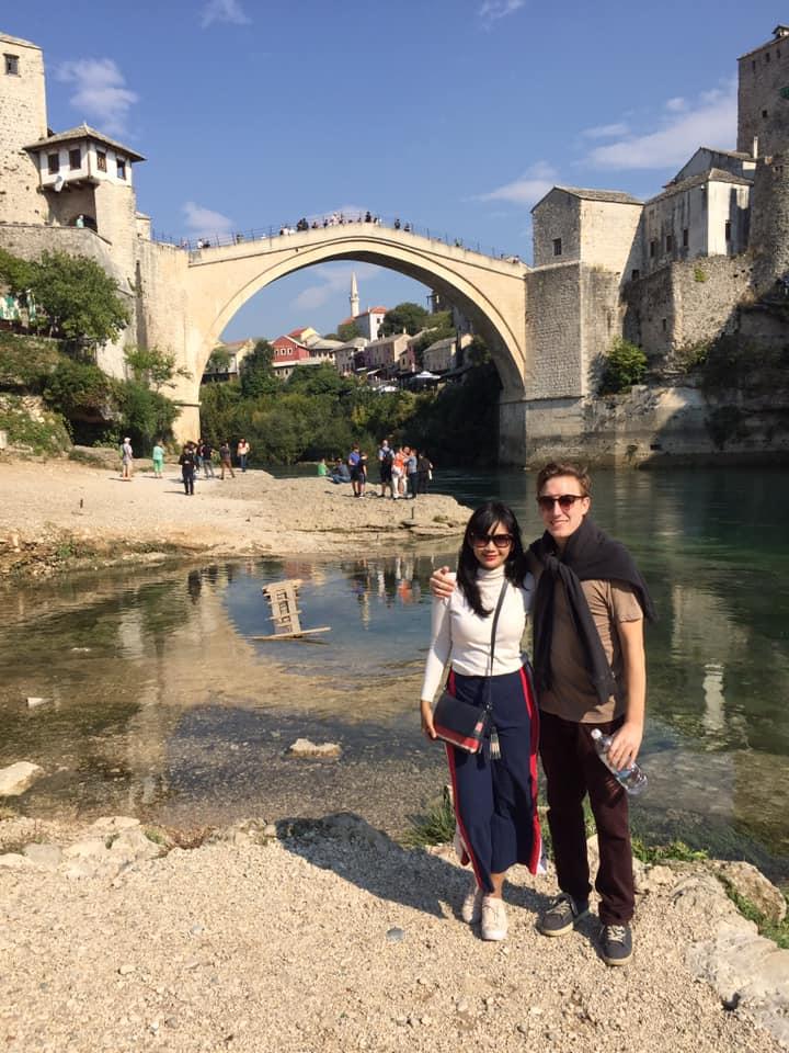 Jalan-jalan ke Mostar