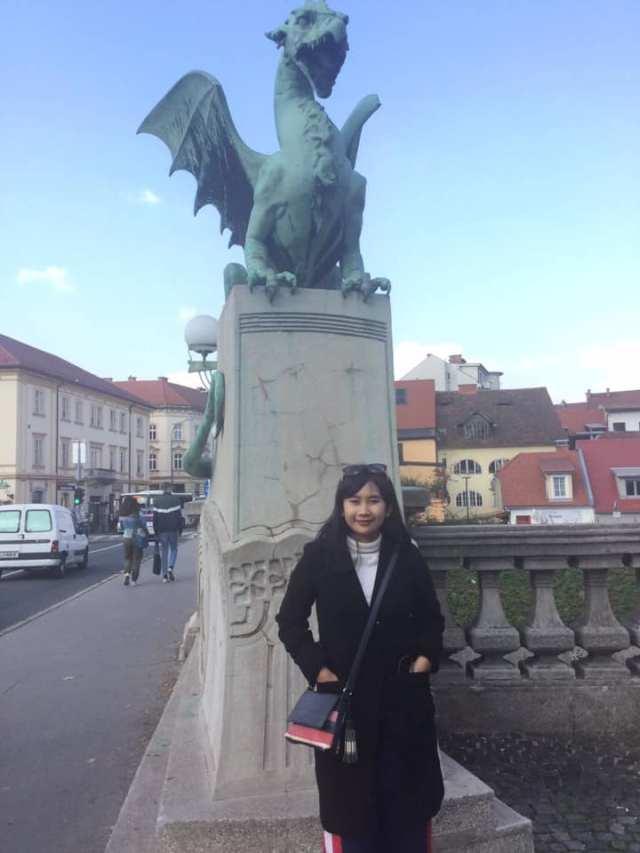 Jalan-jalan ke Ljubjana