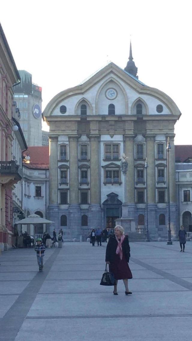 Jalan-jalan ke Ljubljana