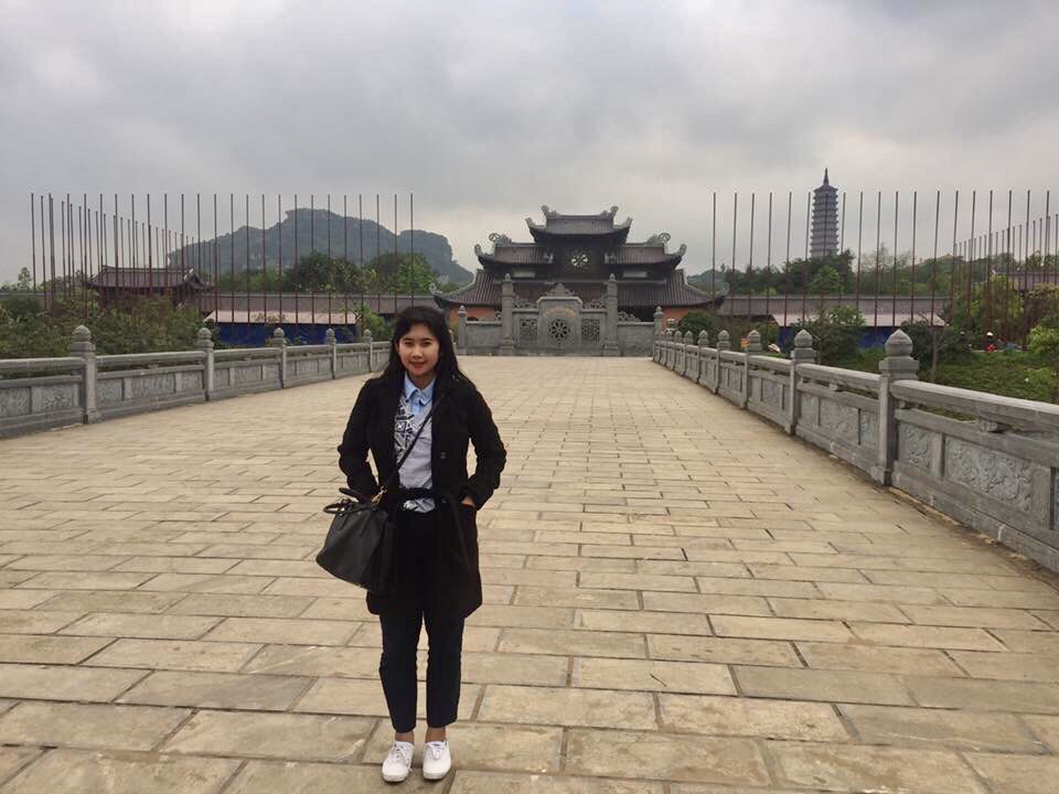 Perjalanan ke Ninh Binh