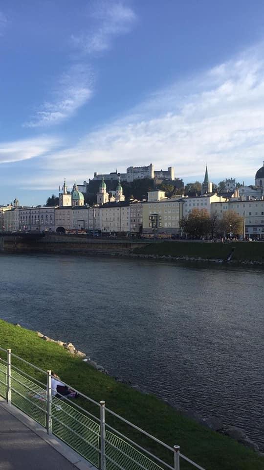 Jalan-jalan ke Salzburg, Austria