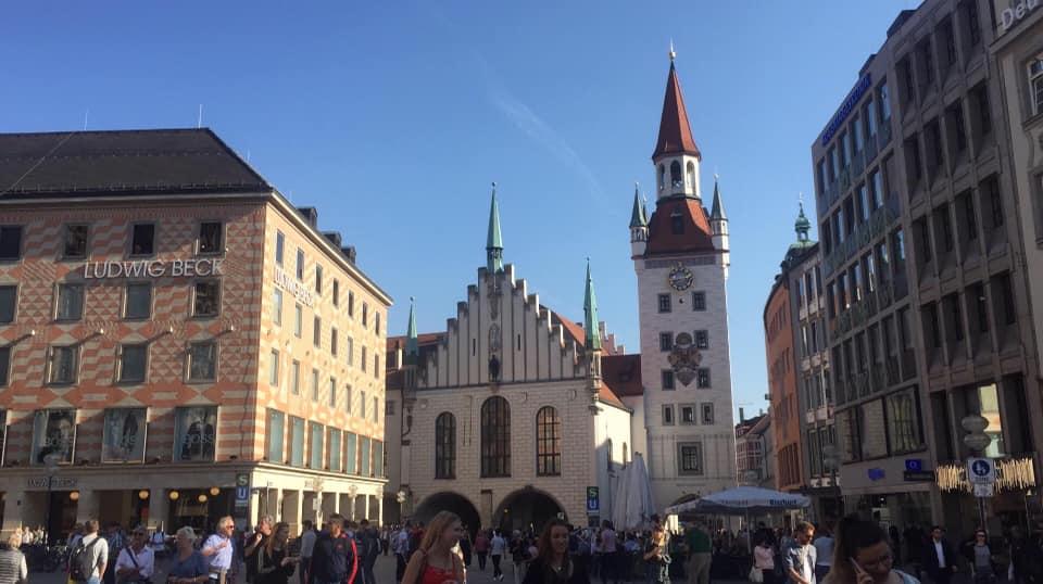 Jalan-jalan ke Munich