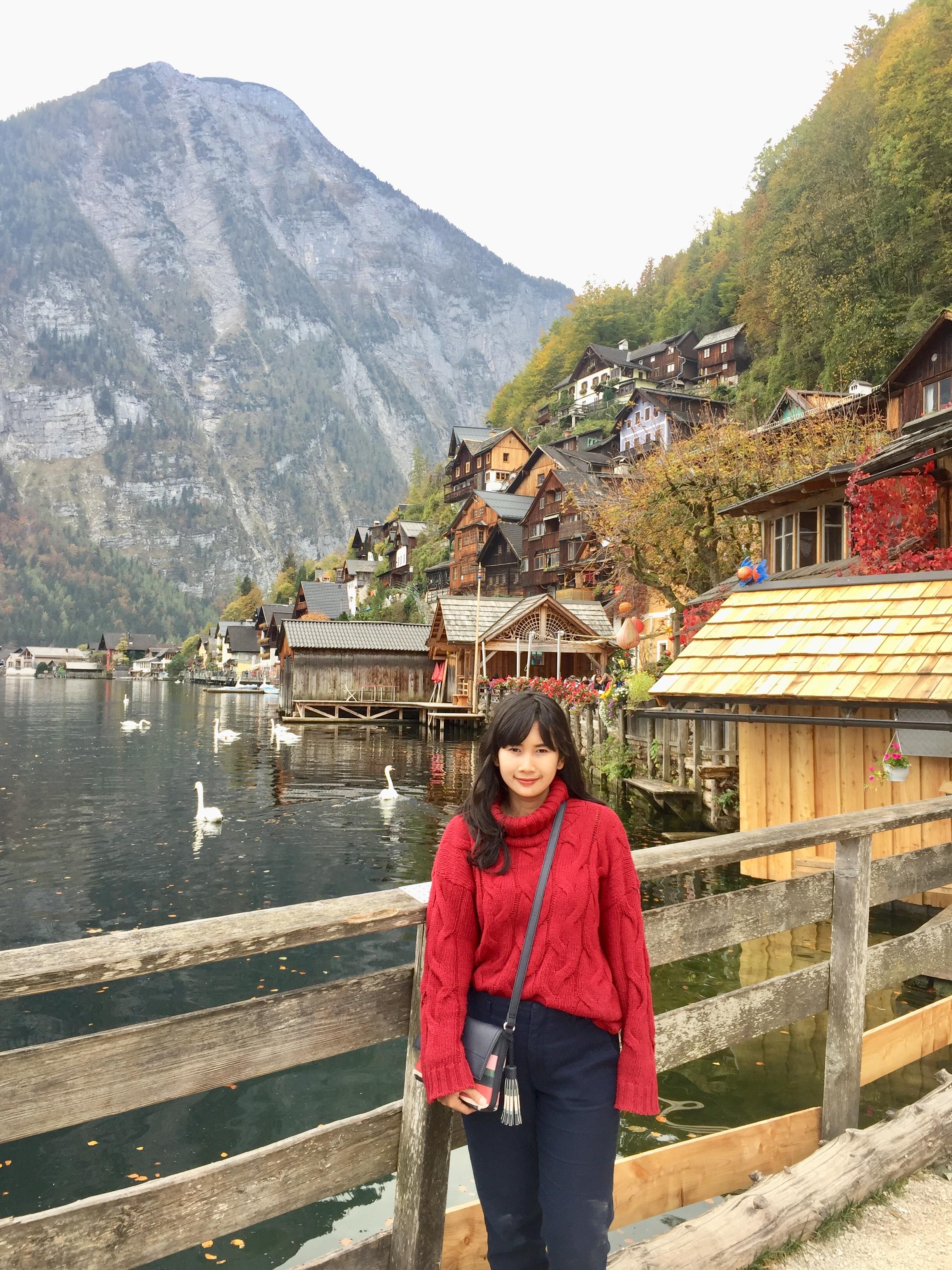 Perjalanan ke Hallstatt