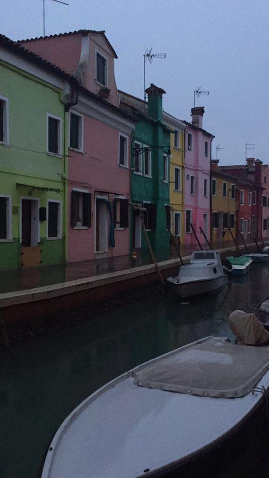 Jalan - Jalan ke Venice