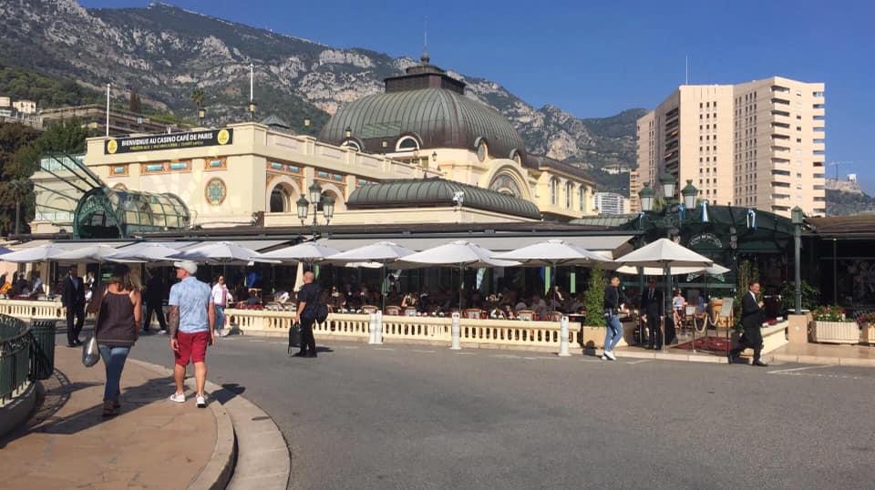 Jalan-Jalan ke Monaco