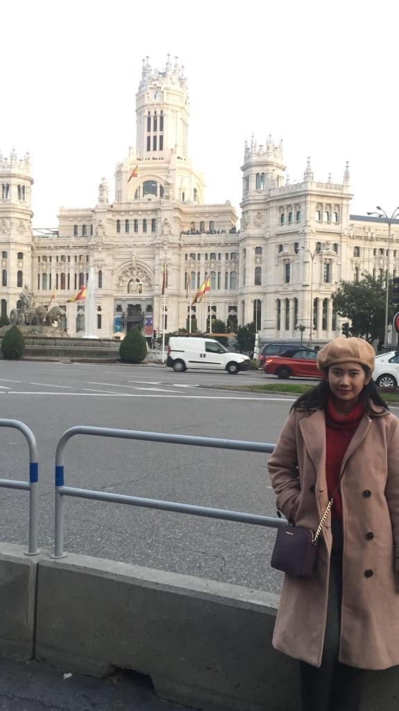 Jalan-jalan ke Madrid