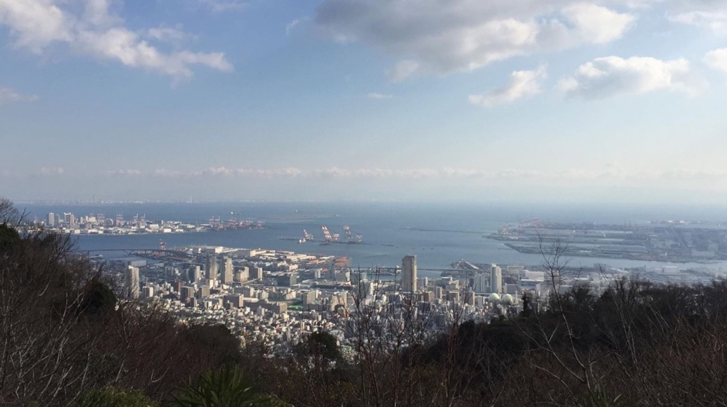 Jalan-jalan ke Kobe