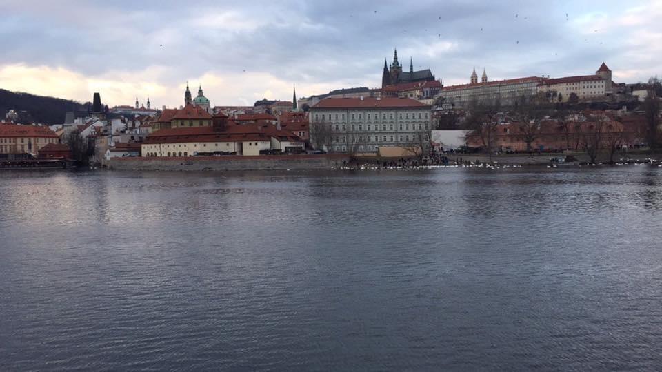 Liburan ke Praha