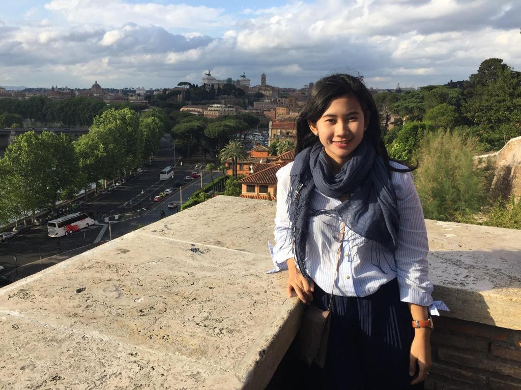 Jalan-Jalan ke Roma