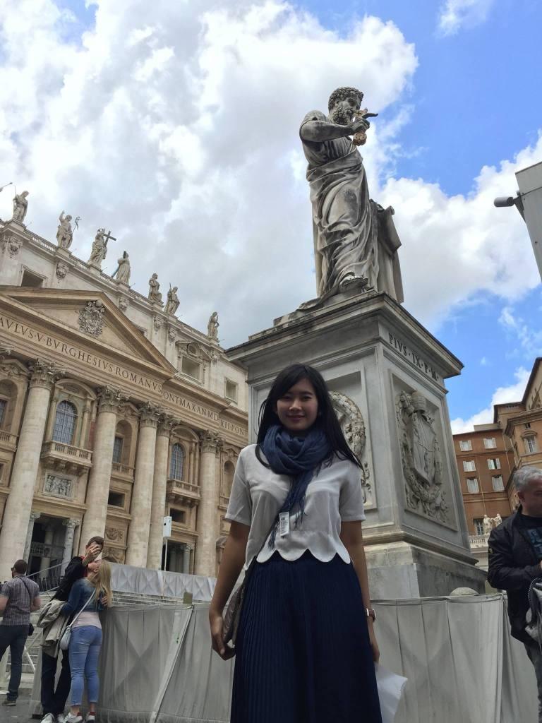 Trip ke Vatikan