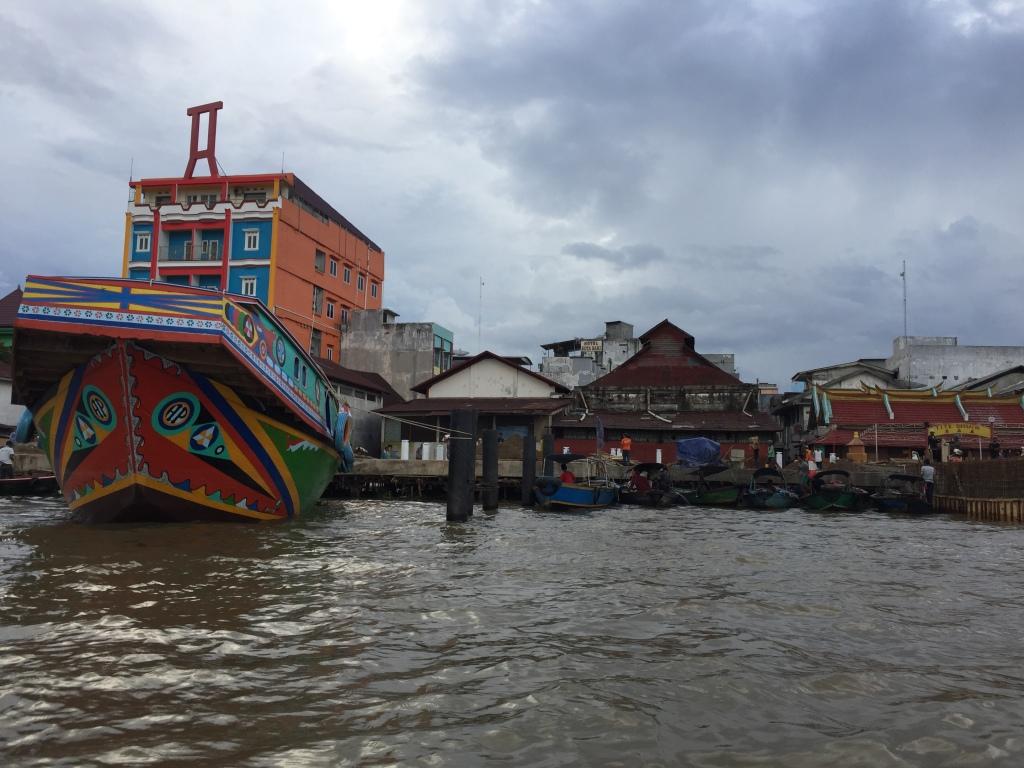 Travel to Palembang, Indonesia