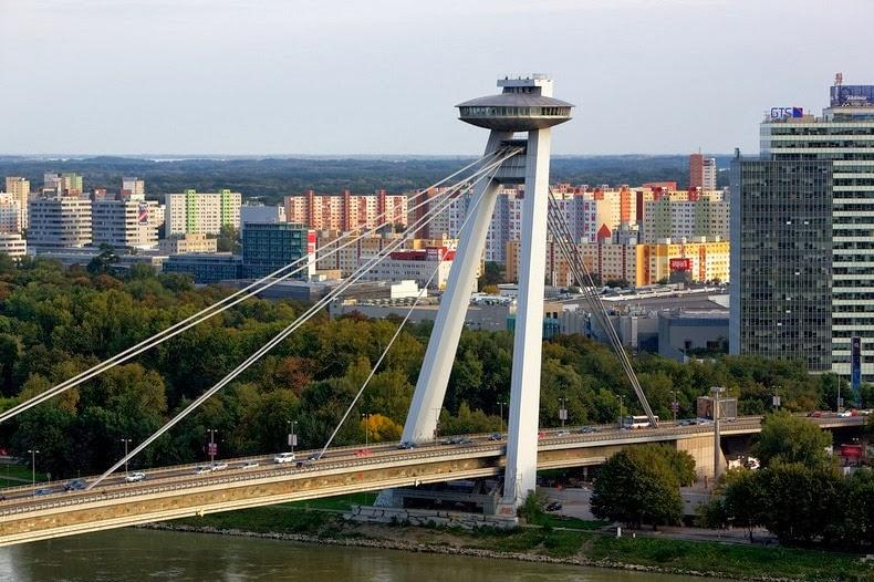 Jalan-Jalan ke Bratislava