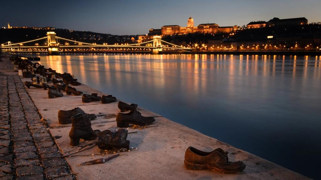 Traveling ke Budapest